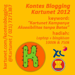 blogging-kartunet
