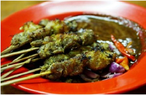 sate klopo